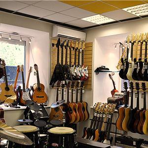 Музыкальные магазины Долгоруково