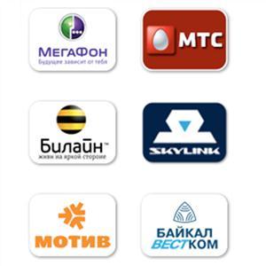 Операторы сотовой связи Долгоруково