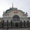 Железнодорожные вокзалы в Долгоруково